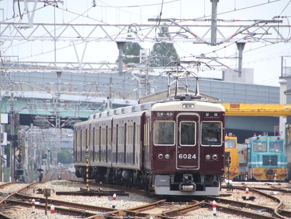 阪急6024F 4連_d0202264_12155335.jpg