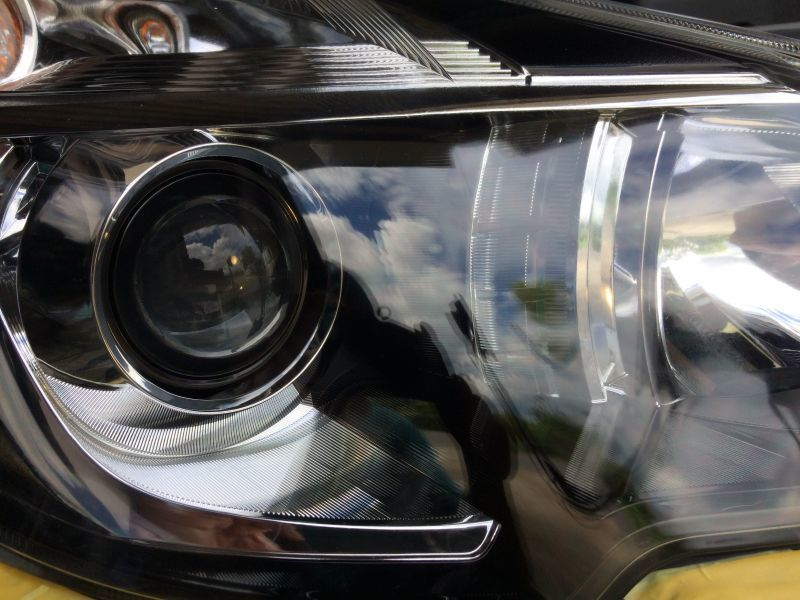 レガシィワゴン 磨き ガラスコーティング_d0366683_21554011.jpg