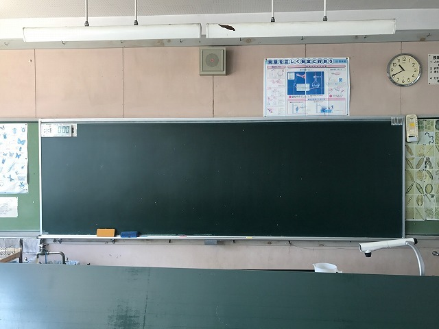 黒板の貼り替え修理_c0215194_20181719.jpg
