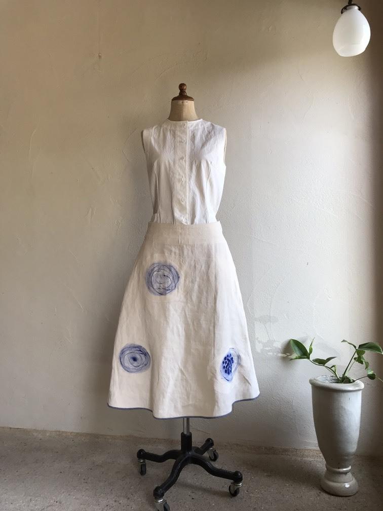 三橋妙子さんの展示会始まっています。_c0256701_21073853.jpg