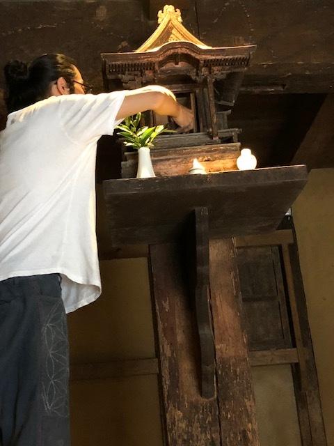 鎌倉パラダイスアレイ勝見淳平君のの天然酵母パンワークショップ _c0256701_22164856.jpg