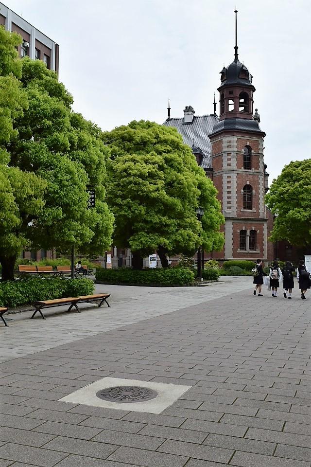京都同志社大学クラーク記念館(明治モダン建築再訪)_f0142606_15224338.jpg