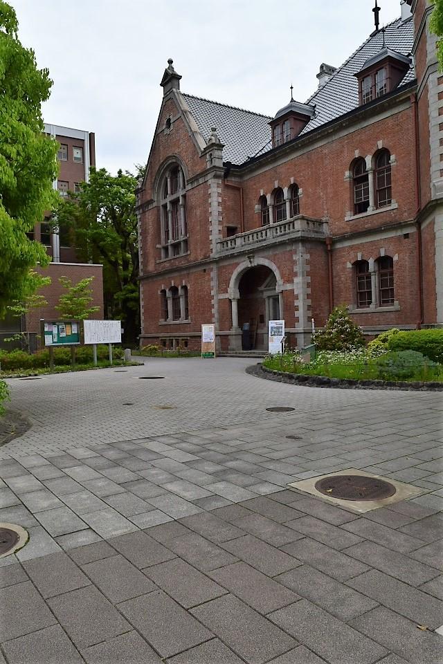 京都同志社大学クラーク記念館(明治モダン建築再訪)_f0142606_15244420.jpg