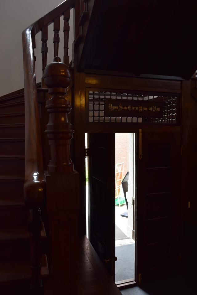 京都同志社大学クラーク記念館(明治モダン建築再訪)_f0142606_15570208.jpg