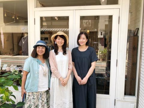 リネット京都さまへ行ってきました。在廊中いらしてくださった皆さま、ありがとうございました①_a0157409_12082294.jpeg