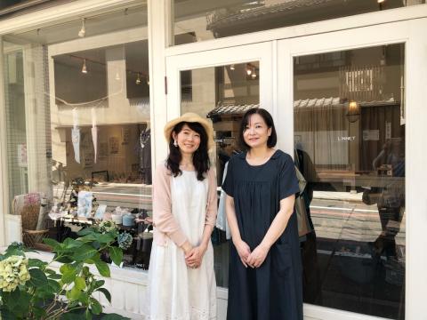 リネット京都さまへ行ってきました。在廊中いらしてくださった皆さま、ありがとうございました①_a0157409_12085712.jpeg