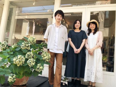 リネット京都さまへ行ってきました。在廊中いらしてくださった皆さま、ありがとうございました①_a0157409_12091179.jpeg