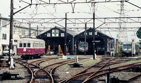 静岡鉄道 クモハ20_e0030537_00340342.jpg
