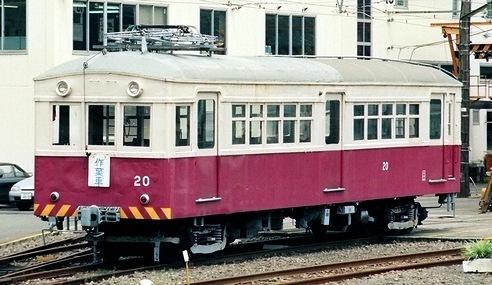 静岡鉄道 クモハ20_e0030537_00340386.jpg