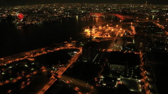 ATCから見る大阪府内の夜景・・_d0202264_23504060.jpg