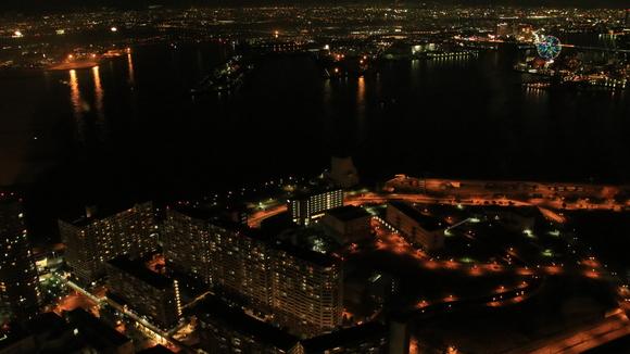 ATCから見る大阪府内の夜景・・_d0202264_2351666.jpg