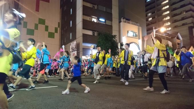 函館五稜郭病院チーム。ワッショイはこだて千代台五稜郭コースより_b0106766_0563521.jpg