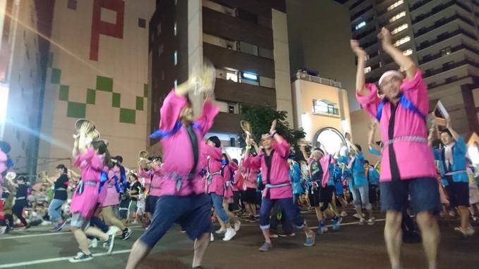 函館五稜郭病院チーム。ワッショイはこだて千代台五稜郭コースより_b0106766_0563668.jpg