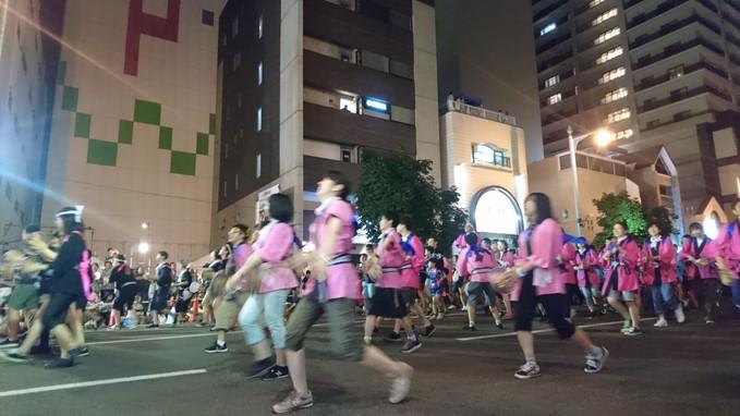 函館五稜郭病院チーム。ワッショイはこだて千代台五稜郭コースより_b0106766_0563713.jpg