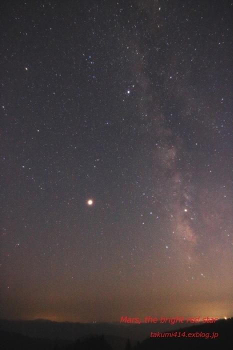 Mars, the bright red star / 火星大接近_b0188757_01281330.jpg