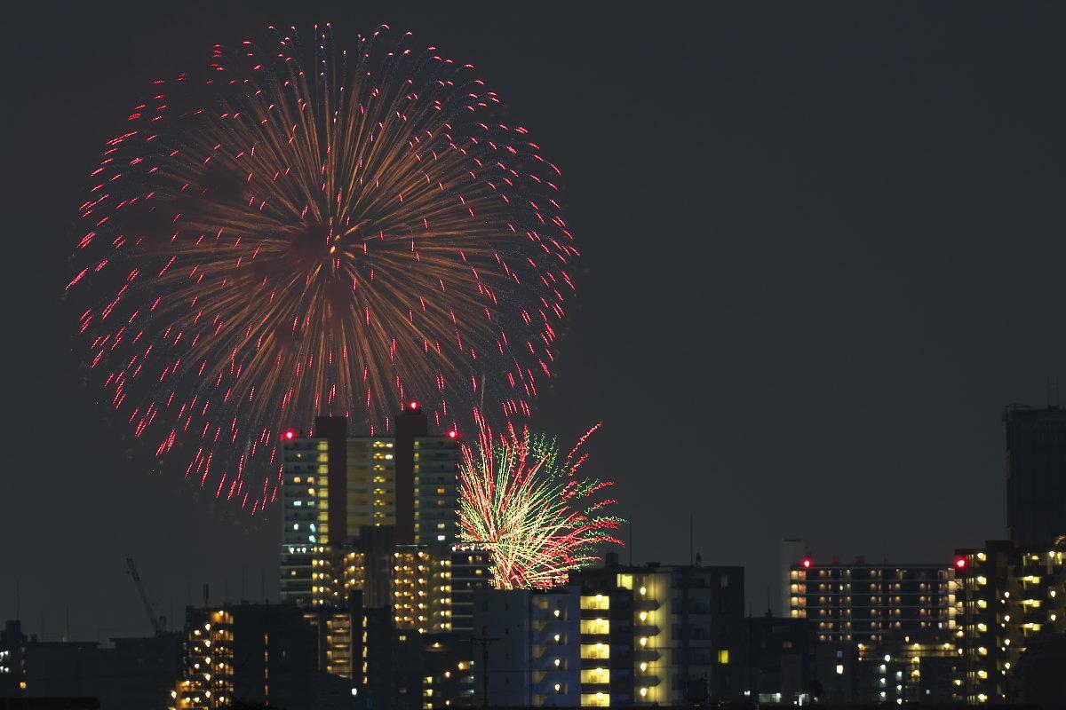 戸田橋の花火②_d0125872_23164808.jpg
