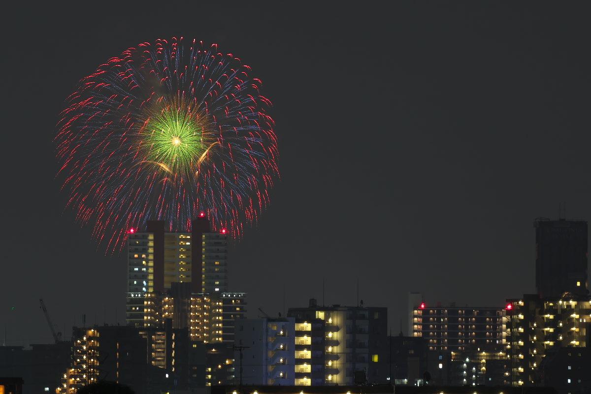 戸田橋の花火②_d0125872_23165842.jpg