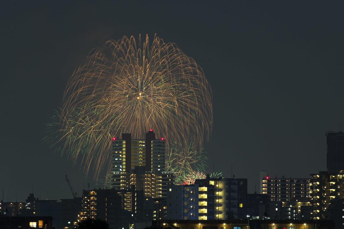 戸田橋の花火②_d0125872_23191008.jpg