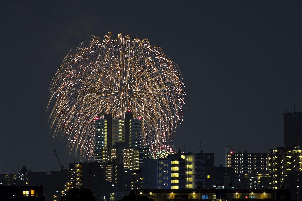 戸田橋の花火②_d0125872_23193053.jpg