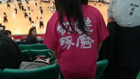 2018年全日本少年少女武道なぎなた錬成大会_c0193896_15452607.jpg