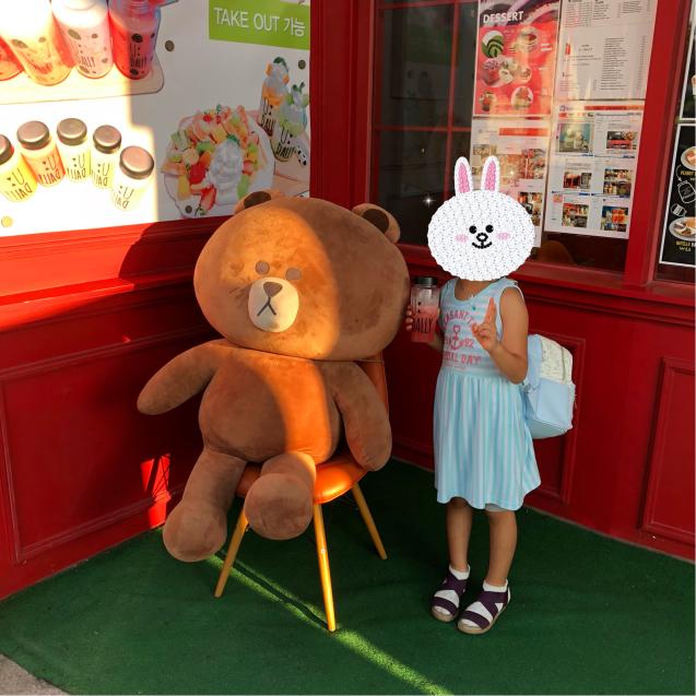 18年7月釜山2☆可愛いジュースで気分上げなきゃ!_d0285416_09150887.jpg