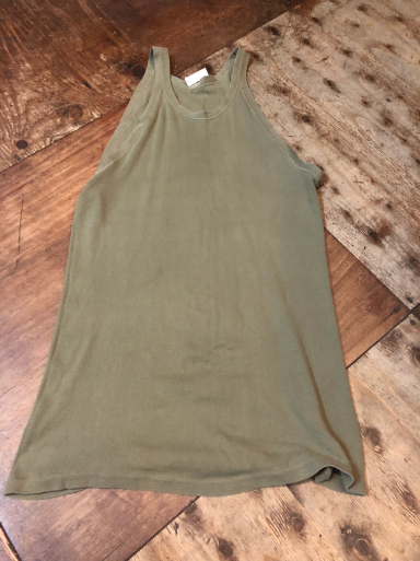 40s WWⅡ U.S ARMY TANK TOP !_c0144020_15120858.jpg