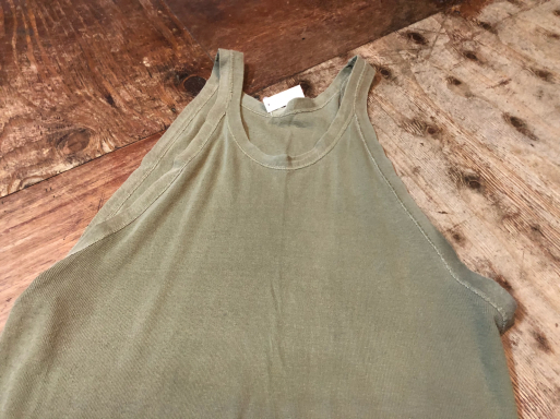 40s WWⅡ U.S ARMY TANK TOP !_c0144020_15121080.jpg
