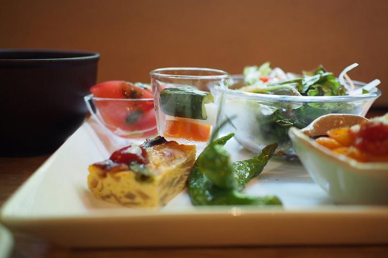 【いいもの発見】大和CAFE の「週替わり惣菜プレートランチ」_b0008655_18150720.jpg