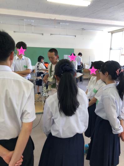 2018/8/5「高校出張レッスン」_e0242155_00030356.jpg