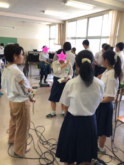 2018/8/5「高校出張レッスン」_e0242155_00032078.jpg