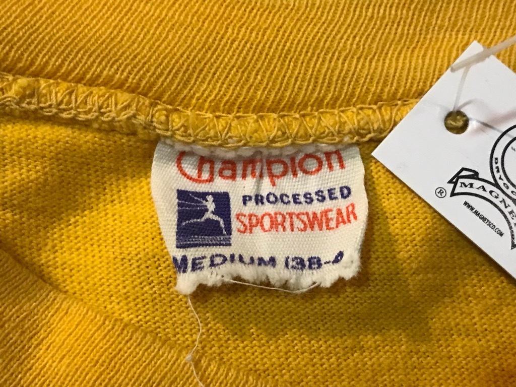 神戸店8/8(水)Vintage入荷!#3 Vintage Champion T-Shirt!!!_c0078587_16300714.jpg