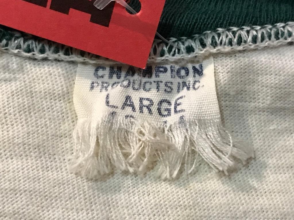 神戸店8/8(水)Vintage入荷!#3 Vintage Champion T-Shirt!!!_c0078587_16364150.jpg