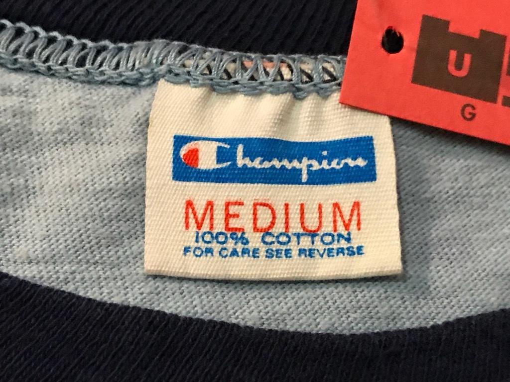 神戸店8/8(水)Vintage入荷!#3 Vintage Champion T-Shirt!!!_c0078587_16393705.jpg