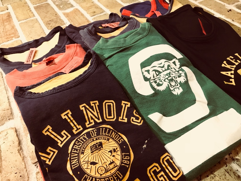 神戸店8/8(水)Vintage入荷! #7 Vintage Athletic Item!!!_c0078587_20055606.jpg