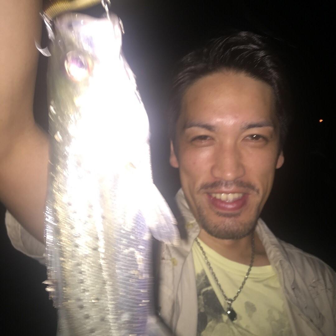 シーバス狙ったらチヌ釣れちゃった @LUZ69釣り倶楽部_e0115904_00082883.jpg