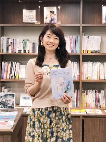 『しあわせのリボン刺しゅう』 出版記念ワークショップ《花リースのコンパクトミラー》@西武渋谷サンイデー にご参加くださった皆さま どうもありがとうございました_a0157409_12145512.jpeg