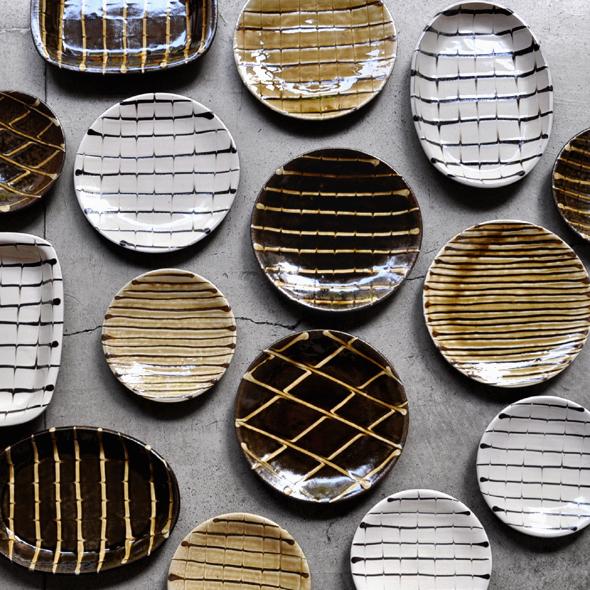 丹窓窯より、素敵なスリップウェアの器が届きました_d0193211_1973595.jpg