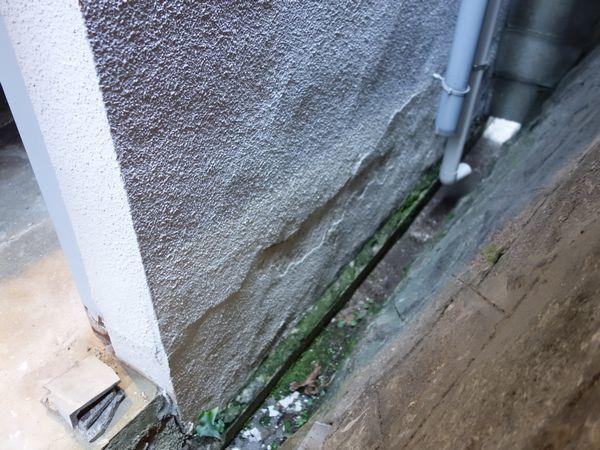 モルタル外装の修繕工事。_b0131012_19094305.jpg