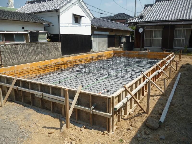 松山市 M様邸 新築工事①_a0167735_13170821.jpg