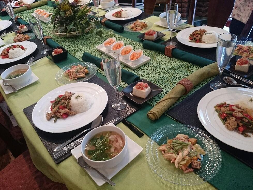 リクエスト料理教室 「アジアンランチ」_f0323446_23453910.jpg