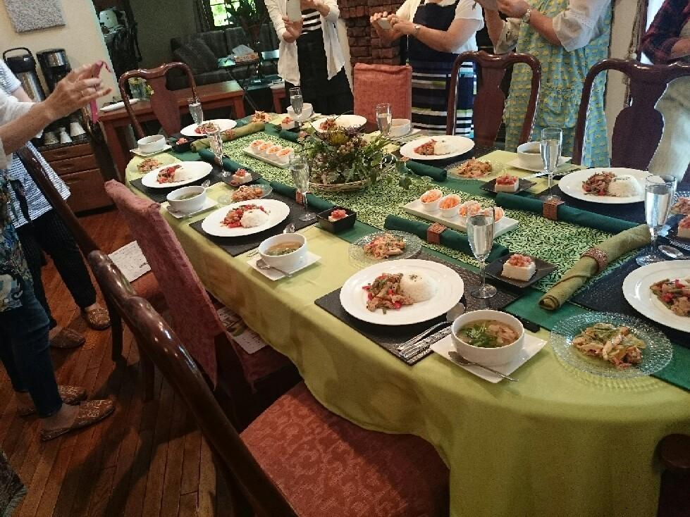 リクエスト料理教室 「アジアンランチ」_f0323446_23490676.jpg