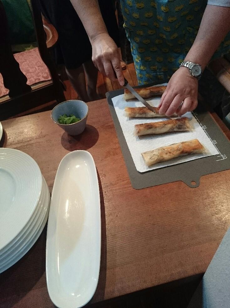 リクエスト料理教室 「アジアンランチ」_f0323446_23590093.jpg