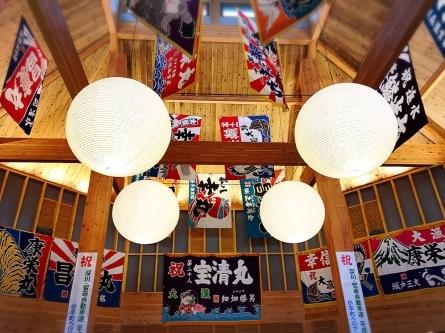 道の駅 おびら鰊番屋/小平町_c0378174_10525113.jpg