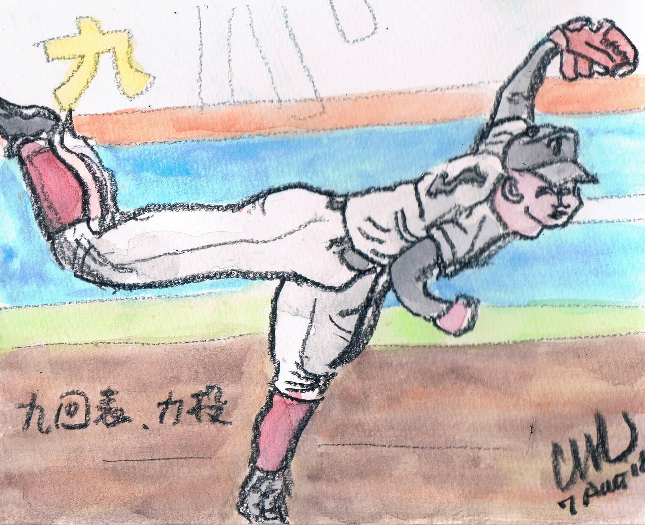 第100回全国高校野球選手権記念大会_e0232277_16141858.jpg