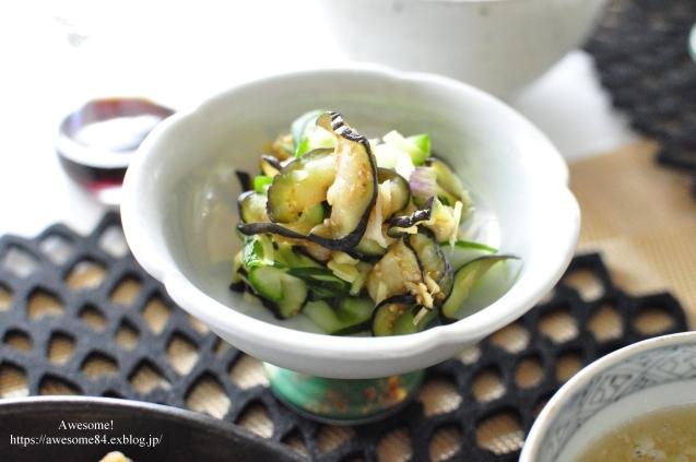 立秋に鰻を食べる_e0359481_20344996.jpg