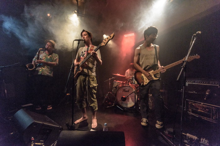 Salsa 2度目の米国ツアーからの帰国ライブ サポートバンドは新しいドンマルティネス_f0144394_23513798.jpg