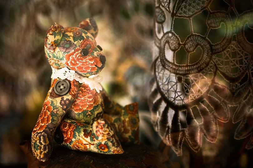 Teddy Bears Dissolved In Summer Illusion_d0353489_17051208.jpg
