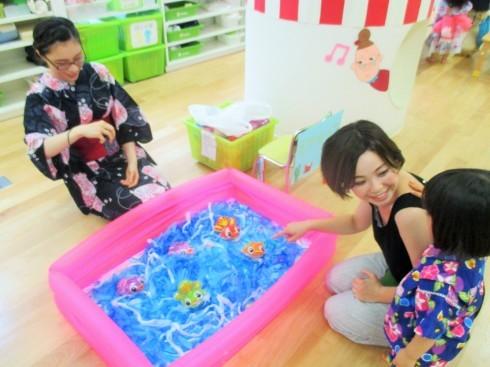 【西新宿園】夏祭り_a0267292_10021445.jpg