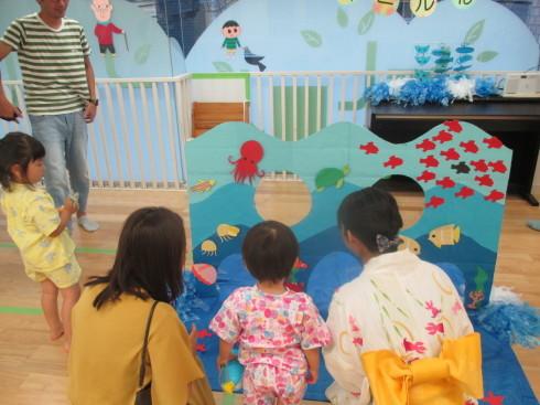【西新宿園】夏祭り_a0267292_10022295.jpg