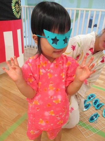 【西新宿園】夏祭り_a0267292_10023084.jpg